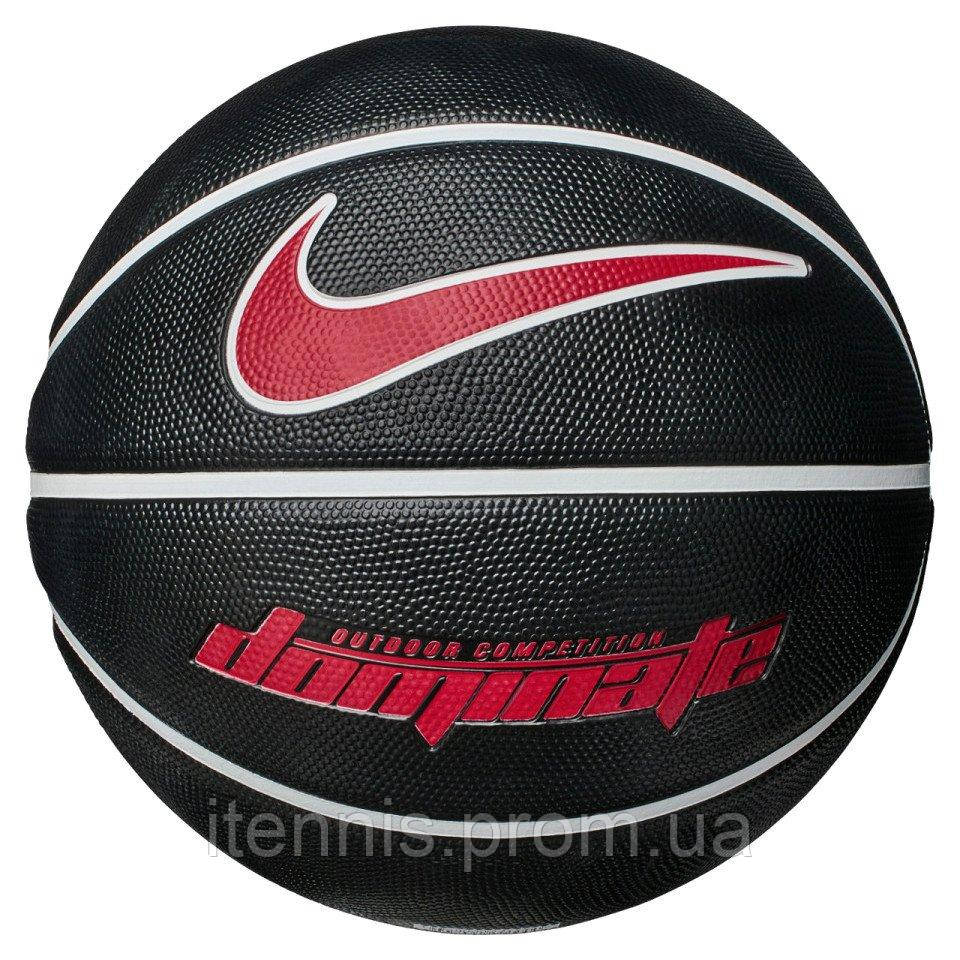 Баскетбольный мяч Nike Dominate Black size 7