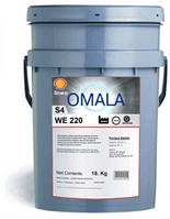 SHELL масло редукторное Omala S4 WE 320 / Shell Tivela S 320 олива редукторна - 20 л