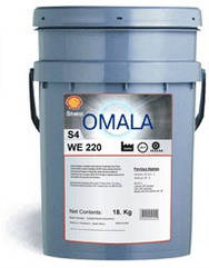 SHELL масло редукторное Omala S4 WE 460 / Shell Tivela S 320 олива редукторна - 20 л