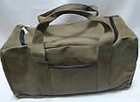 Холщовая сумка дорожная, фото 5