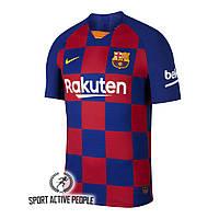 Детская футбольная форма Барселона (домашняя), сезон 19-20. Элитный полиестер, фото 1
