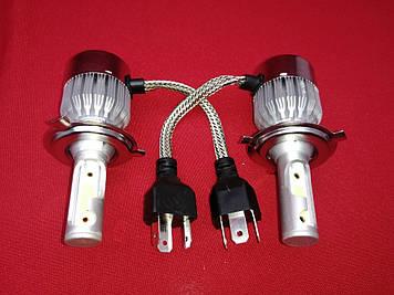 Комплект ксенонових ламп для автомобіля C6-H4