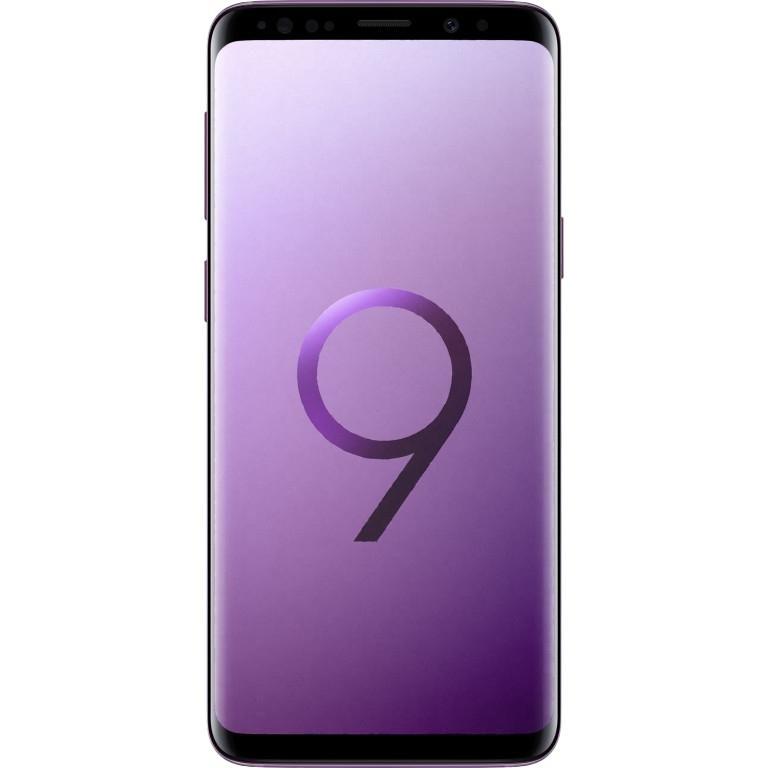 Смартфон Samsung Galaxy S9 SM-G960U 64GB Purple Модель SM-G960U