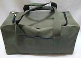 Холщовая сумка дорожная, фото 4