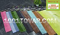 """Набор ковриков из микрофибры """"Махрамат"""" или """"Макароны или дреды"""", 90х60 см. и 60х50 см. с вырезом, разный цвет"""