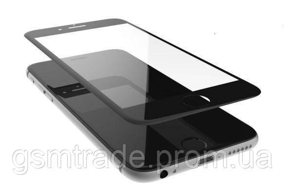 Защитное стекло GSP Silk Screen  Full Cover Apple iPhone X/XS Black