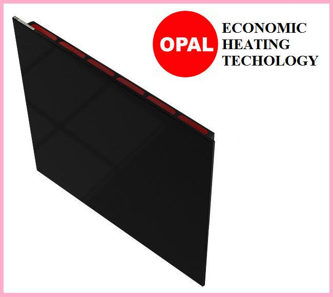 Керамический обогреватель OPAL 375 Climat черный