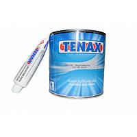 Полугустой цветной клей-шпатлёвка Solido Colorato для камня, мрамора, гранита, оникса (1л) TENAX