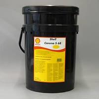 SHELL масло компрессорное Corena S2 R 68 / Shell Corena D 68 олива компресорна - 20 л