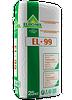 Евромикс EL 99 Смесь для кладки облицовочного кирпича безусадочная (серого цвета)