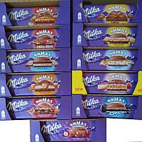 Шоколад Milka mmMAX 11 вкусов в ассортименте Польша, 300 г.
