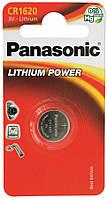 Батарейка Panasonic CR 1620 BLI 1 LITHIUM