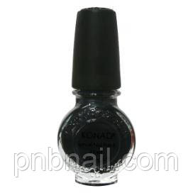 Лак для стемпинга Konad Black Pearl (11ml)