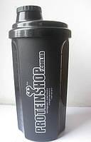 🔥✅ Шейкер спортивный ProteinShop 700мл.