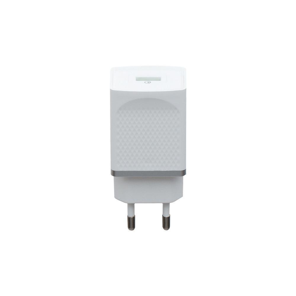 Мережевий ЗП HOCO C42A Vast power White (HOCO C42A white)