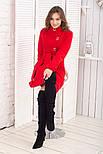 """Женское модное кашемировое пальто в расцветках """"Волна"""" (размеры 42, 44, 46, 48), фото 6"""