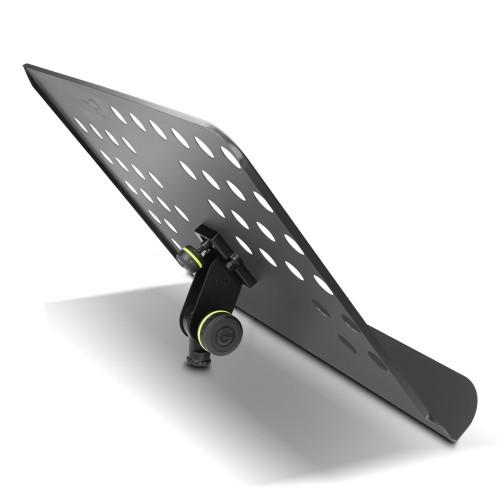Стойка для нот, пюпитр для установки на микрофонную стойку Gravity NSMS01