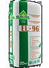 Евромикс EL 96 Смесь для кладки облицовочного кирпича безусадочная белый цвет - белый шов