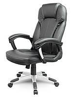 Офисное кресло компьютерное AEGO (Эко-кожа, механизм TILT, чёрное)