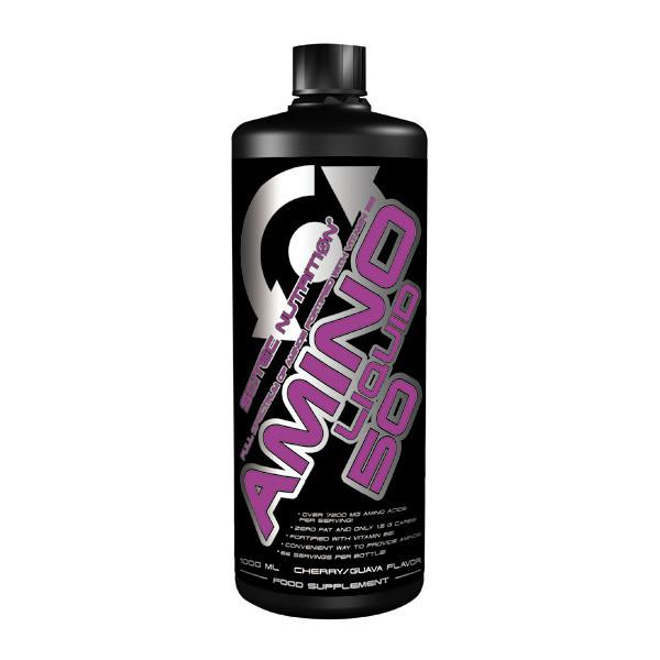 Аминокислоты Amino Liquid 50 (1 l) Scitec Nutrition