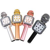 Микрофон-караоке беспроводной WSTER WS-1818, фото 1