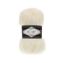Alize Mohair Classic № 01