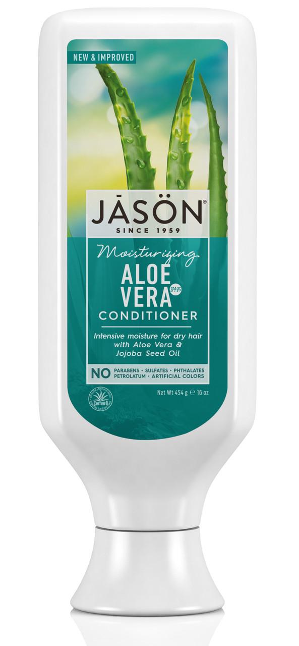 Кондиционер с алоэ вера, Jason Natural, 454 грамм