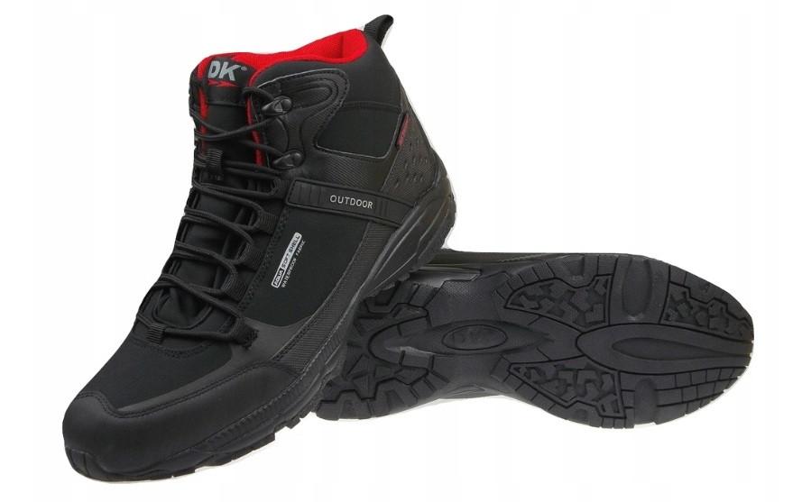 Водонипроницаемые треккинговые ботинки DK TECH PREDATOR р-ры 41-48