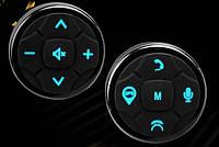 Кнопки управління магнітолою на кермі ZIRY XJ-3, універсальні з підсвічуванням LED, фото 1