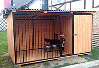 Вольер для собаки TokarMebel «Комнатушка» 350х200