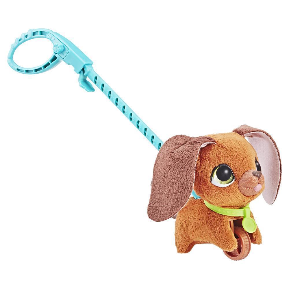 Іграшка маленький вихованець на повідку Hasbro FurReal Walkalots Собака (E3503-E4771)