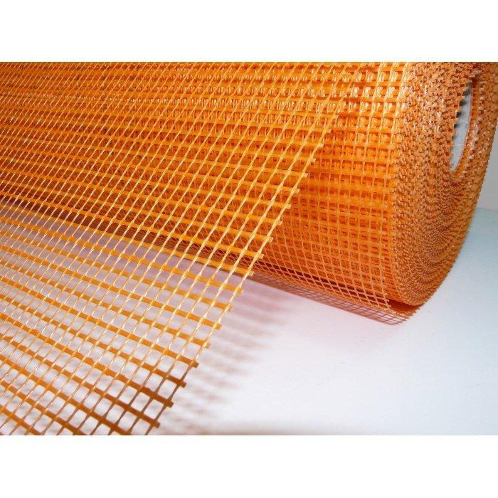 Фасадная сетка Works стеклотканевая 160 г/м2 50мп