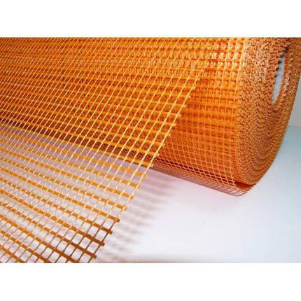 Фасадная сетка Works стеклотканевая 160 г/м2 50мп, фото 2
