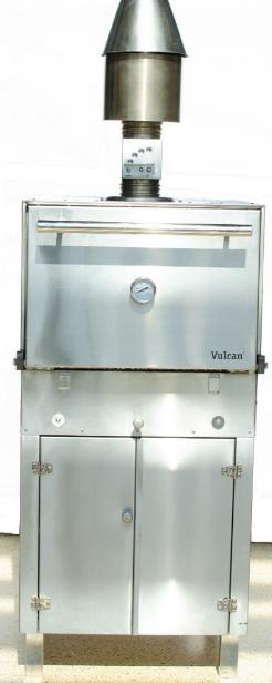 Печь гриль на углях Vulcan 5L