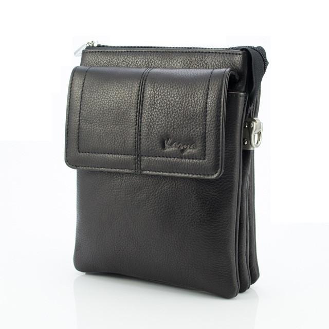 Небольшая кожаная сумка Karya 0365-45 (Турция)
