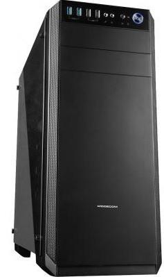 Корпус для компьютера Modecom OBERON PRO GLASS BLACK