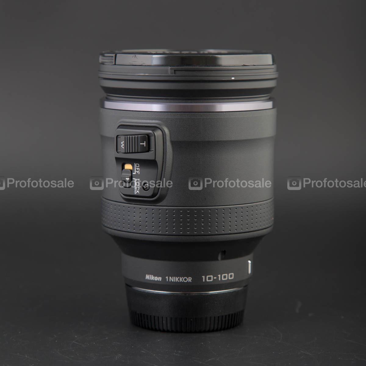 Nikon 1 Nikkor 10-100mm 1:4.5-5.6 VR