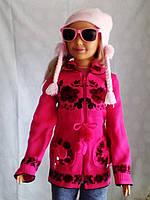 """Кардиган """" Роза """" (акрил - """"Акал"""") для девочек 3-6 лет., фото 1"""