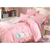 Подростковый комплект постельного белья 348