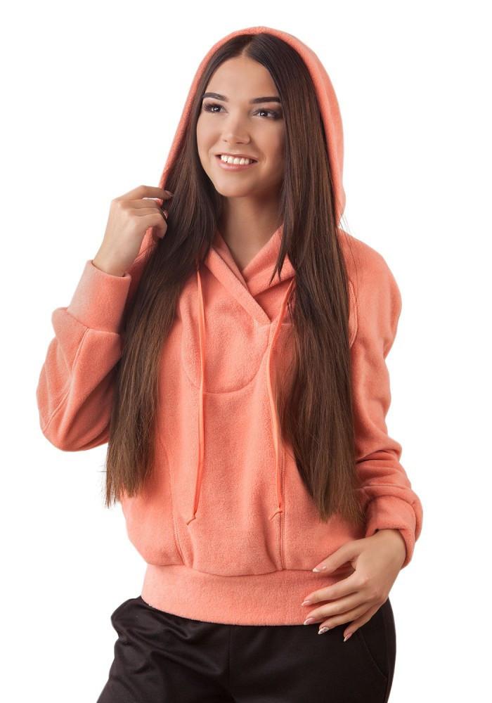 Очень теплая флисовая кофта женская. Разные цвета