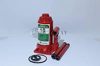 Домкрат гидравлический  10 т (бутылочный) 200-430мм (5,5 кг) CW010 (пр-во Carway)