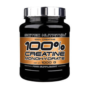 Creatine Monohydrate (1 kg, unflavored) 100% Scitec Nutrition