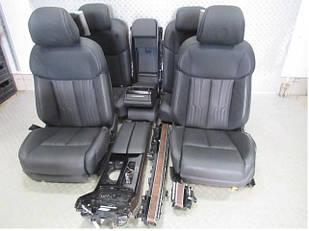 Комплект сидений Audi A8 D5