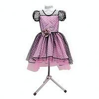 Платье Маленькая парижанка детское для девочки в ретро стиле выпускное