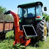 Щепорез, дереводробилка  под трактор130 мм
