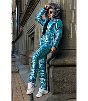 Женский лыжный костюм