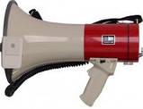Переносний мегафон зі зйомним мікрофоном SD-10SH-B, фото 4