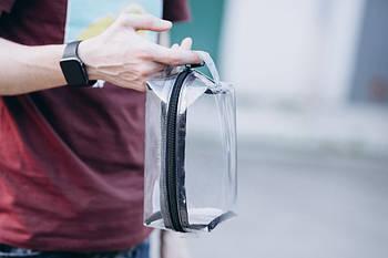 Сумочка - Косметичка Glass
