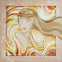 Картина для подарка и декора Женская красота