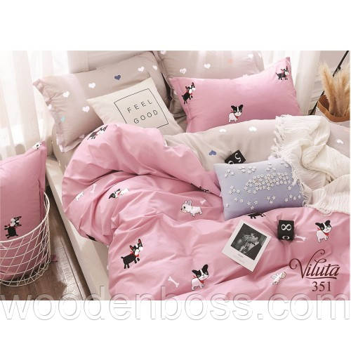 Подростковый комплект постельного белья 351